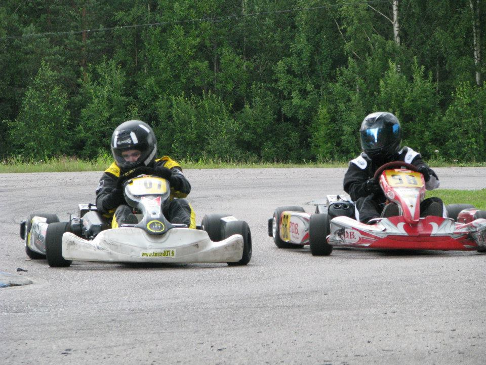 Lavinto-karting 2013 taistelu 2
