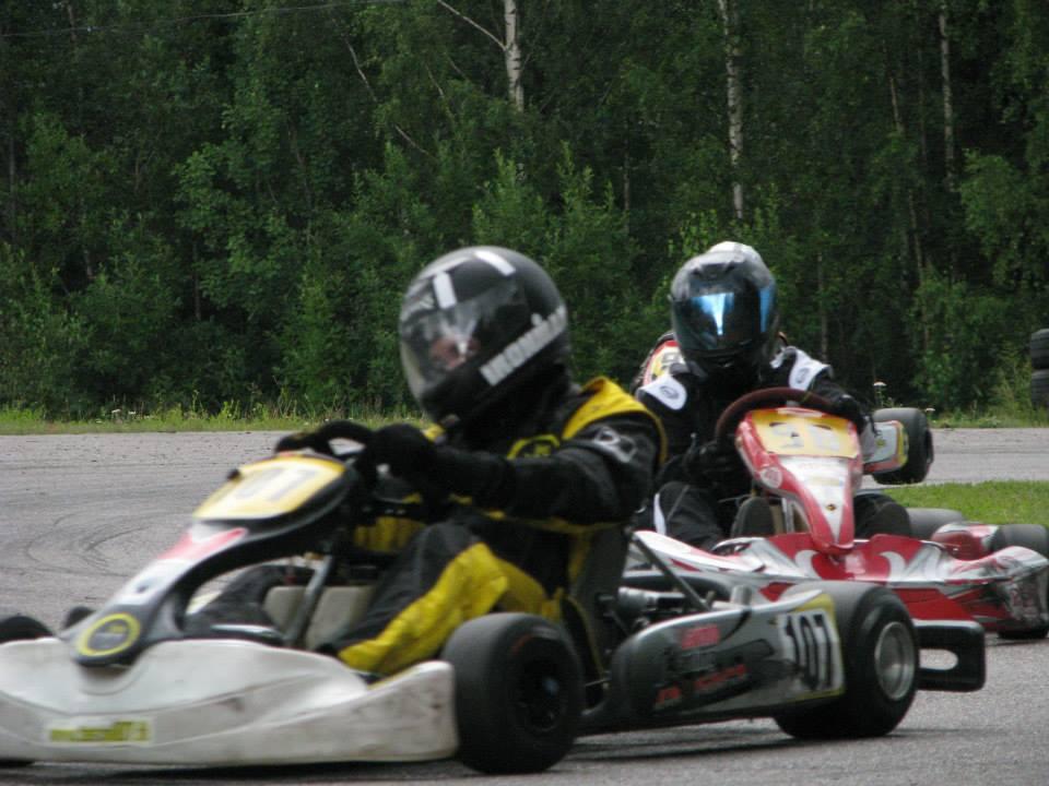 Lavinto-karting 2013 taistelu 3