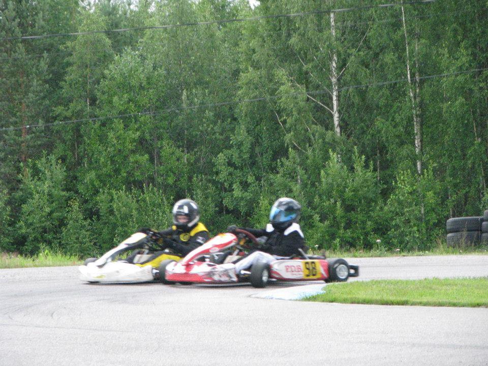 Lavinto-karting 2013 taistelu 1